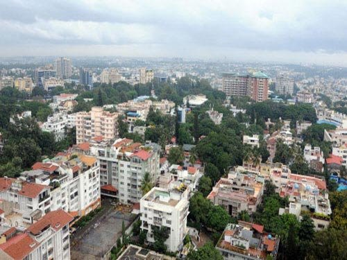 City witnessing sharp rise in urbanisation, study finds