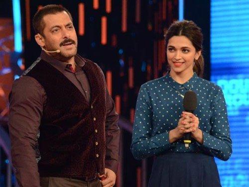 Salman Khan rejects Deepika Padukone's marriage proposal!!