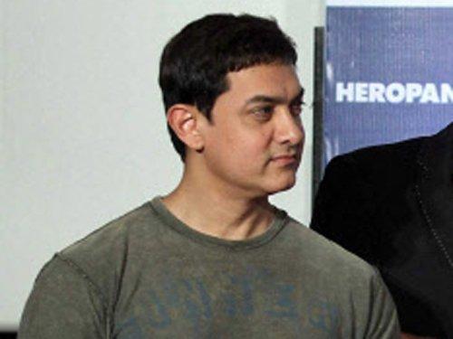 Police complaint against Aamir over remark on intolerance