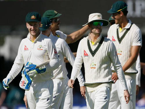 First in 138 years: Tea before Supper during Day/Night Test