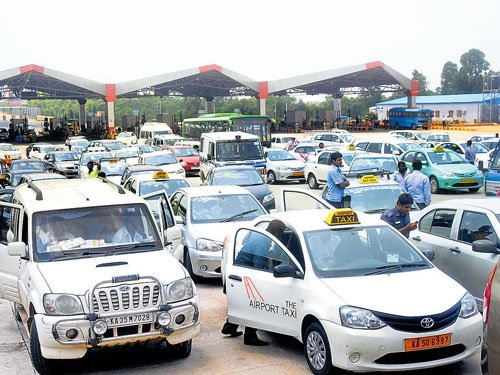 Hidden charges in taxi  fares likely to go
