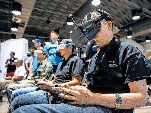 Drone racing soars beyond hobbyists