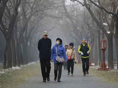 China claims to have met pollution reduction targets