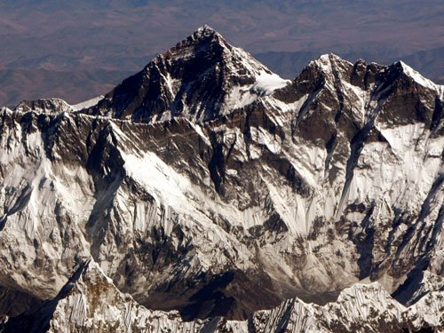 Climate can grind mountains faster than imagined