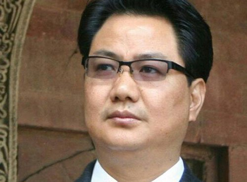 Eating a personal habit, no one can force it: Rijiju