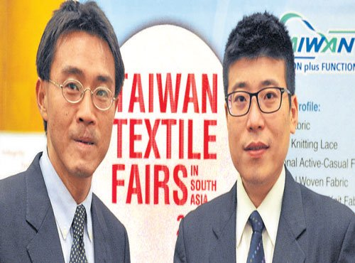 Taiwan spins yarn from PET bottles