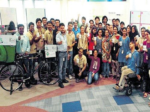 Technology platform to empower waste pickers