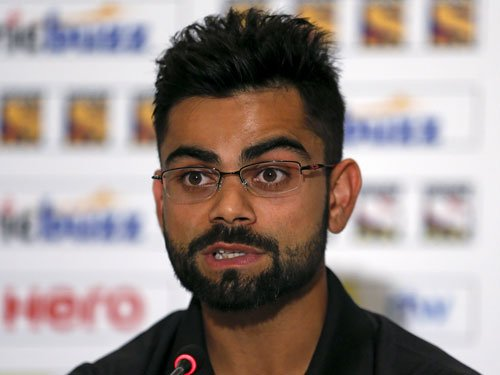 Nothing written when teams get all out under 50 in SA: Kohli