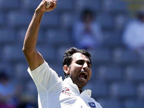 No Indian in ICC Test team, Shami lone player in ODI XI
