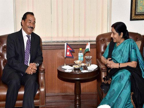 Normalise situation as soon as possible: India to Nepal