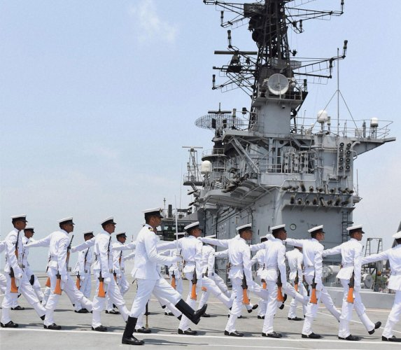 Navy chief says dearth of critical equipment