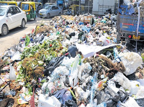 Abandoned quarries may end garbage crisis