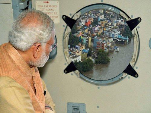 Regret posting doctored pic of PM in Tamil Nadu: PIB