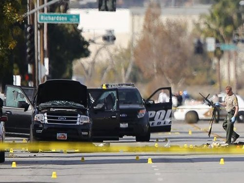 Female California shooter pledged allegiance to IS leader: CNN