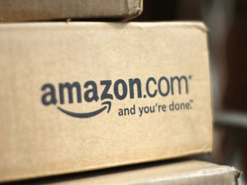 Amazon displaces Flipkart from perch