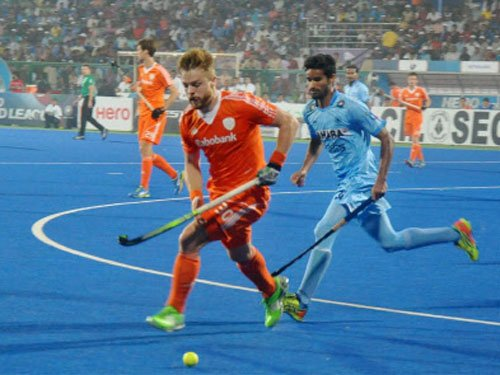 India beat Netherlands via shoot-out to bag bronze in HWL