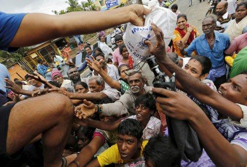Embassy work hampered in Chennai