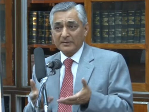 Judges' appointment after Constitution Bench's verdict: Thakur