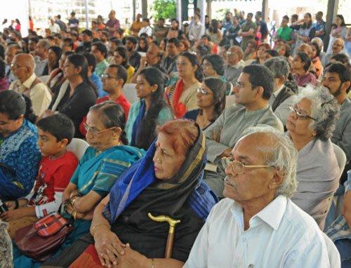 Lit fest debate turns into Cong- BJP battlefield
