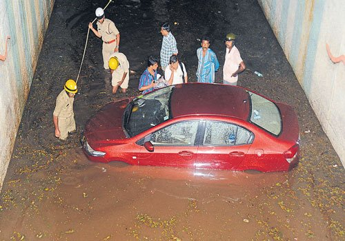 City a concrete pool: Experts