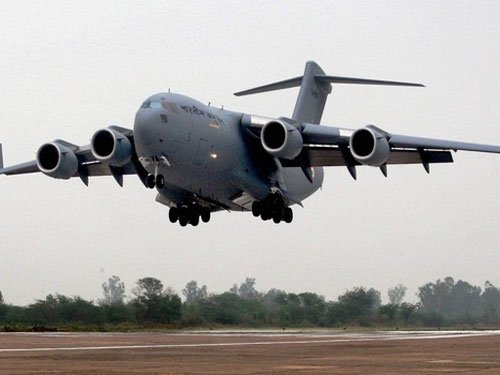 C-17, Super Herc: Giants saving lives from Kashmir to Chennai