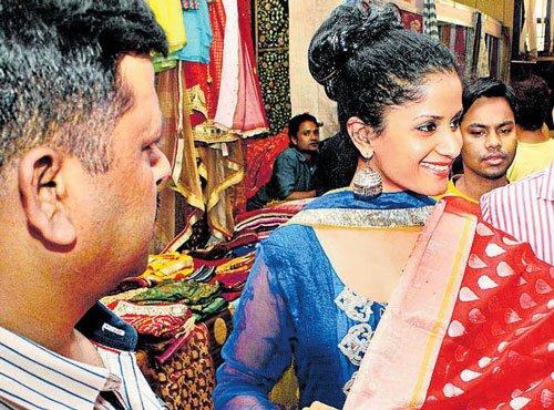 Festival of drapes
