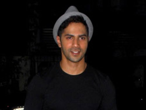 I'm growing with my audience: Varun Dhawan