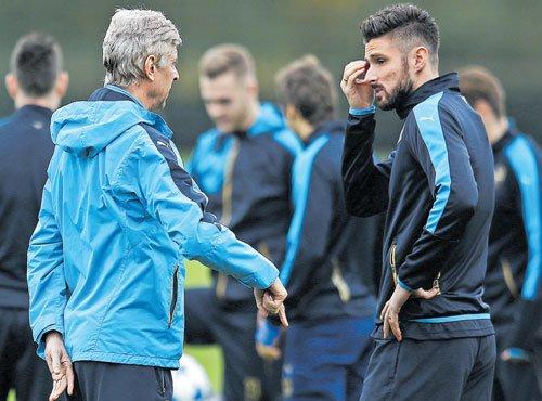 Arsenal face herculean task