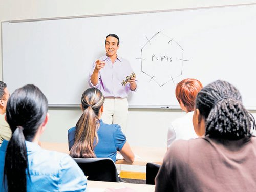 Educationists should be learners too