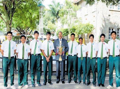 Bishop Cotton Boys shine in Ivy League contest