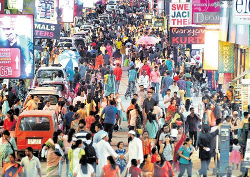 In a first, Commercial Street to be fully off vehicles on Jan 3