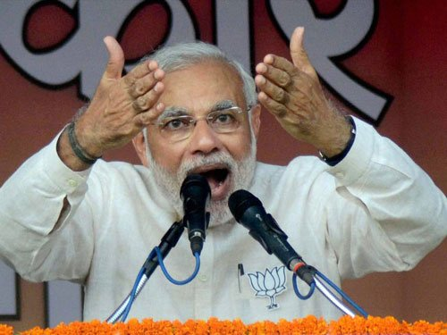 Democracy cannot function at whims and fancies of anyone: PM Modi