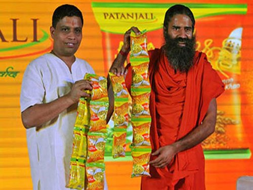 'Patanjali noodles, ghee to be put through quality test'