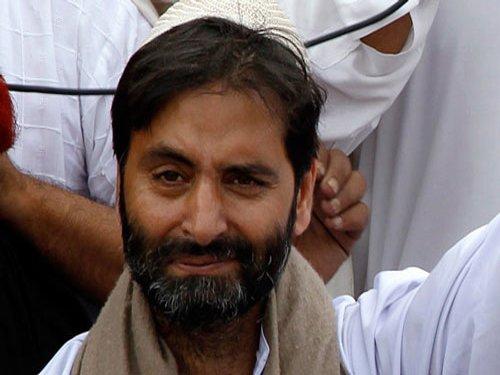 JKLF rejects decision to hold Indo-Pak bilateral talks: Malik