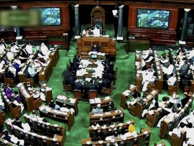 Congress disrupts Rajya Sabha for 4th day over National Herald case