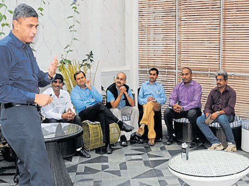 'Startups without Plan B will suffer'