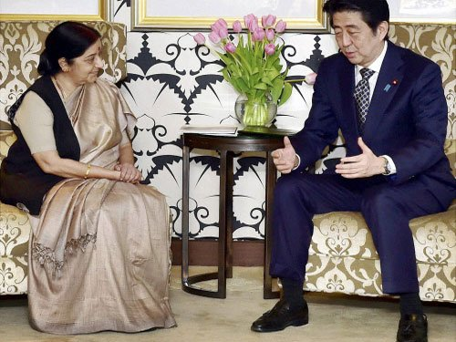 India ready to help new Japan intel agency