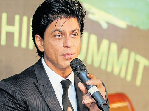 SRK wants to live in City with children