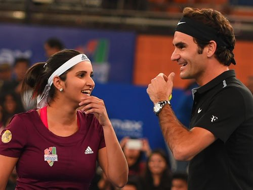 Don't know what to call IPTL but I have loved it: Federer
