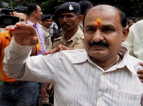 Babu Bajrangi withdraws bail plea in HC