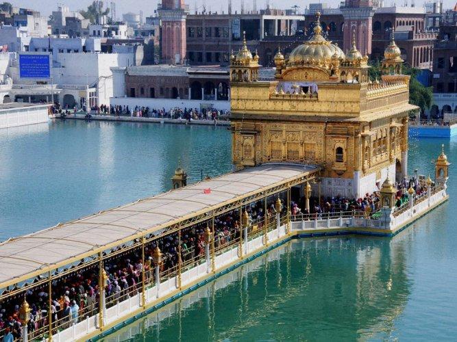 Golden Temple desecration unpardonable, says Badal