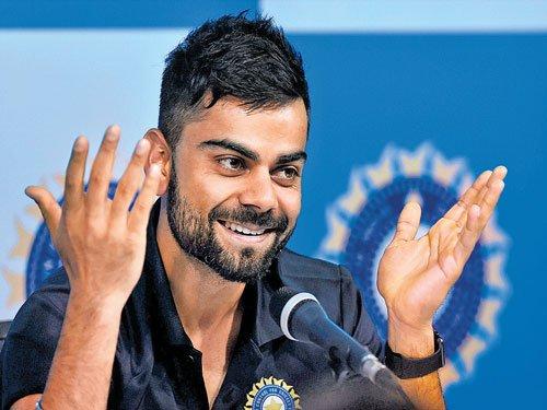 Kohli set to have a mobile game on him