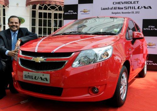General Motors India to recall 1,01,597 units of Beat diesel