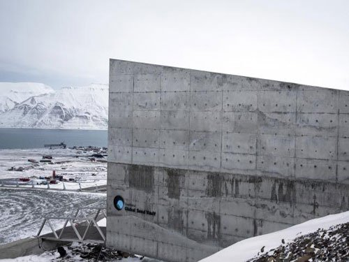 Doomsday Arctic seed vault to receive two deposits in 2016