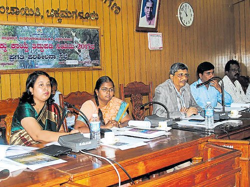 Forest rights: DC directs for quick clearance of forms