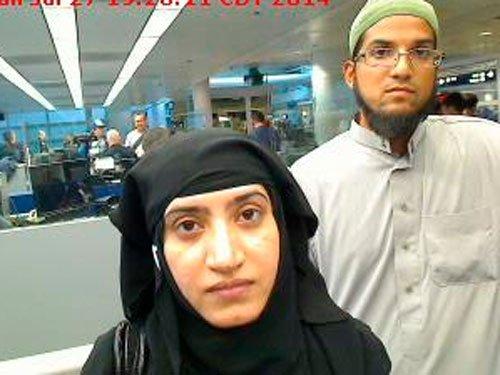 California shooters buried in quiet funeral following Islamic rituals