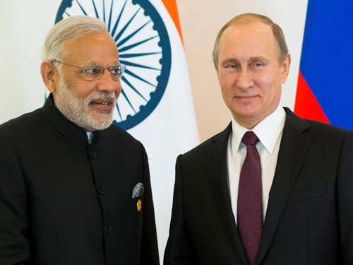 Ahead of Modi's visit, DAC okays purchase of Russian air defence missile systems