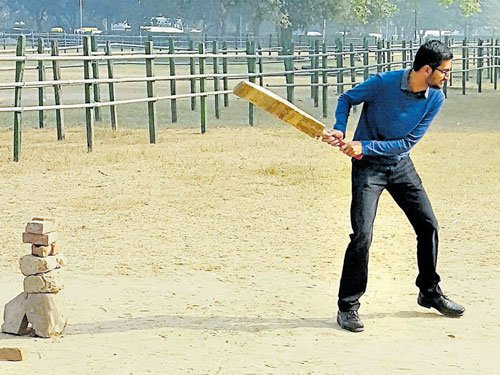 Pichai drives it straight, says he wanted to be a cricketer