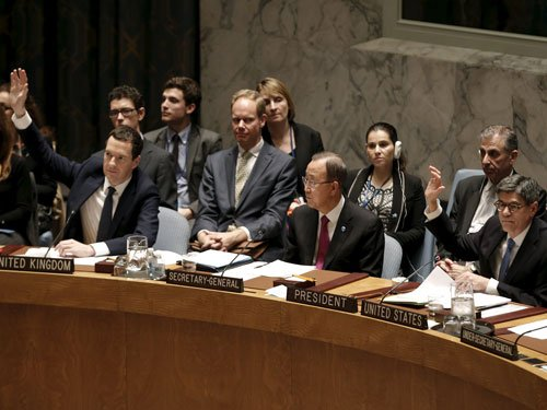 UN unanimously adopts resolution targeting IS finances