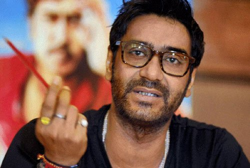 Shivaay' coming out really well: Ajay Devgn